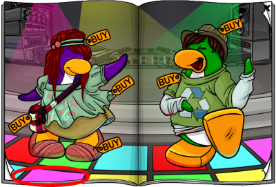 Club Penguin April 2010 Penguin Style Catalog Cheats club penguin