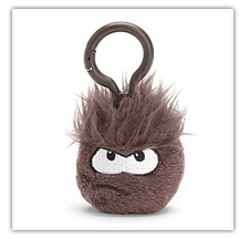 Club Penguin: Puffle Keyrings & Rings Released! club penguin