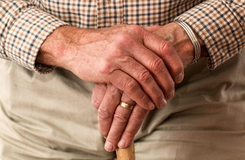 désir de mourir âgées