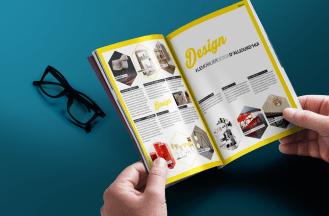 Magazine Art'chitecture - version typo - par Claire PéhO