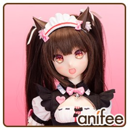 AniFeeシリーズ002「ネコぱら」ショコラ