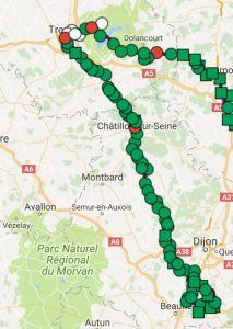 Tour de France 2017 Chamboeuf