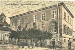 Pagny la Blanche Côte Ecole