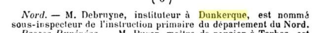 Instituteur_DEBRUYNE_1843_Dunkerque