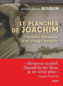 Le plancher de Joachim