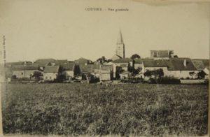 Coussey - Vue générale du village