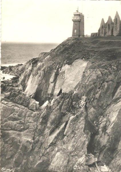 Plougonvelin Pointe Saint Mathieu