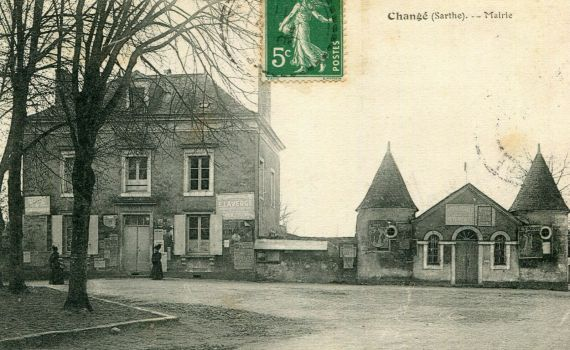 Changé