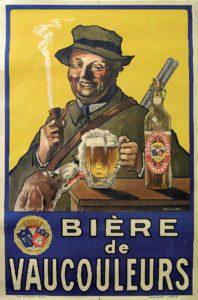 Vaucouleurs affiche publicitaire 1914