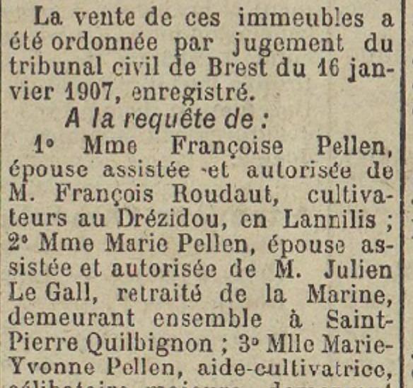 Vente licitation 1907-02-17