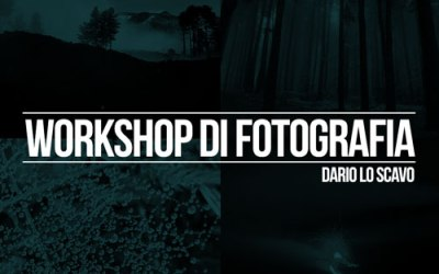 Workshop di fotografia