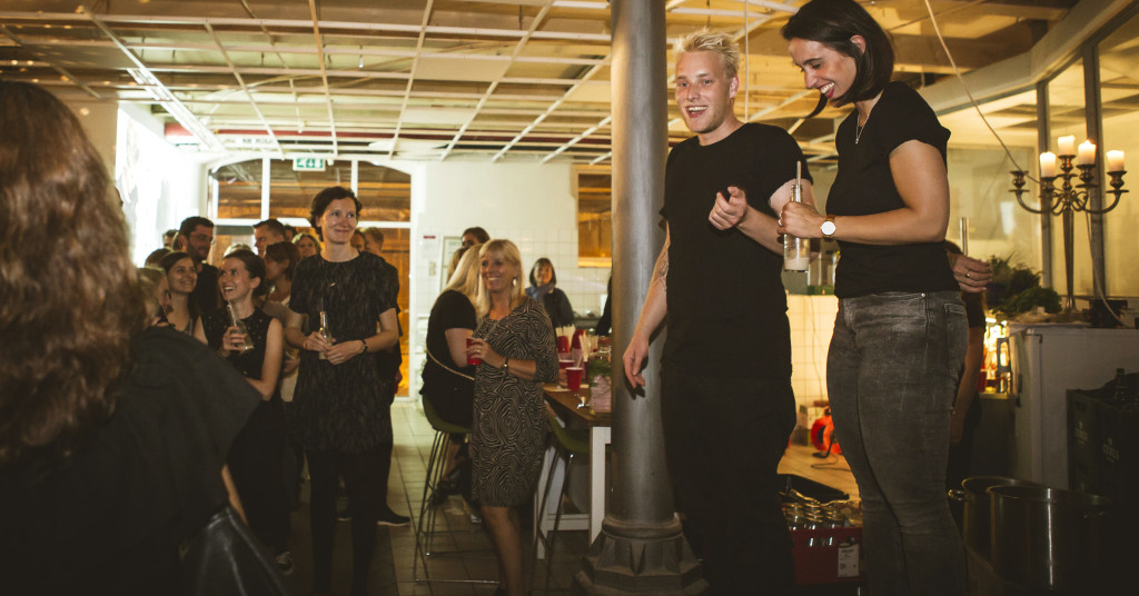 Etikede, photo by Emil Lyders, CPH Food Space Events