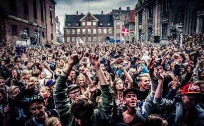 Gente di Danimarca
