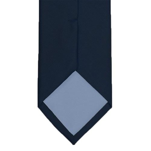Mørkeblåt slips
