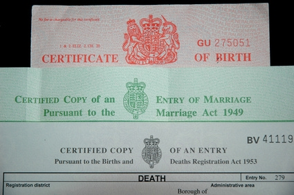 How To Change An Error On A Death Certificate
