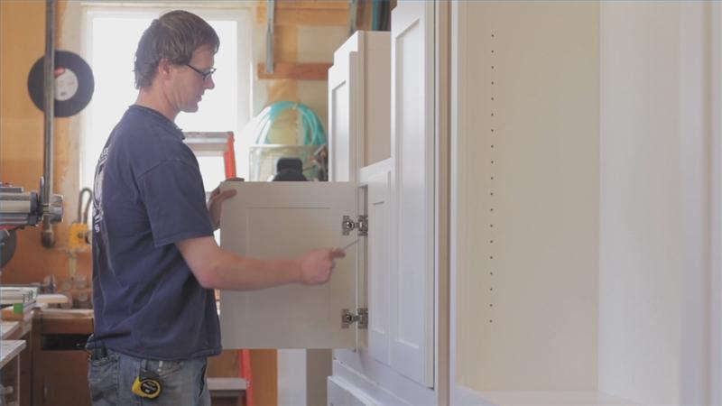 How To Install Self Closing Overlay Cabinet Hinges | memsaheb.net