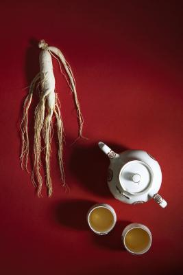 Image Result For Difference Between Korean Ginseng And Korean Red Ginseng