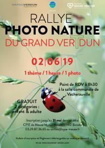 Rallye photo nature de Verdun : dimanche 16 juin