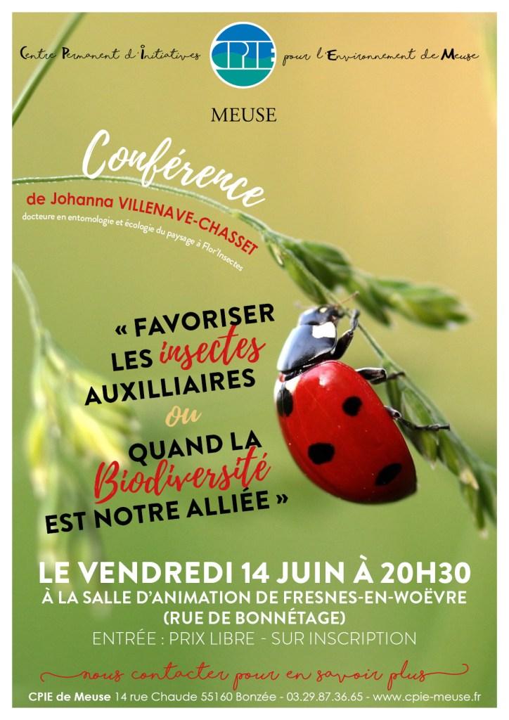 Affiche conférence AG