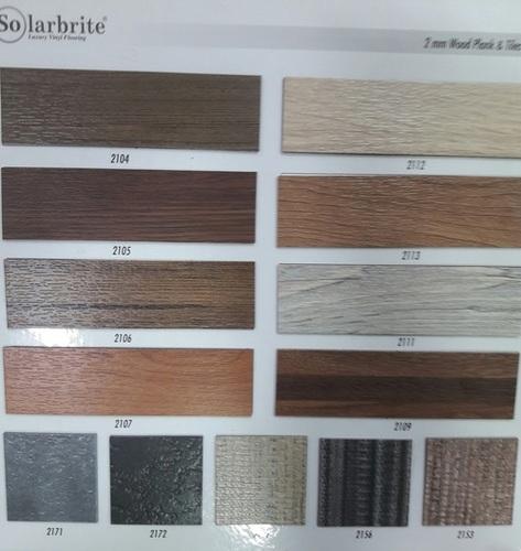 Solar Brite Pvc Plank Pvc Tile At Best Price In Delhi Ncr