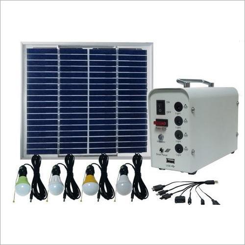 solar home lighting system price