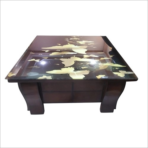 glass top centre table manufacturer