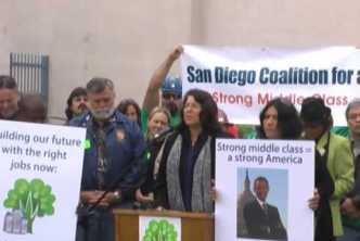Coalition for a Strong Middle Class press conference   Part 2