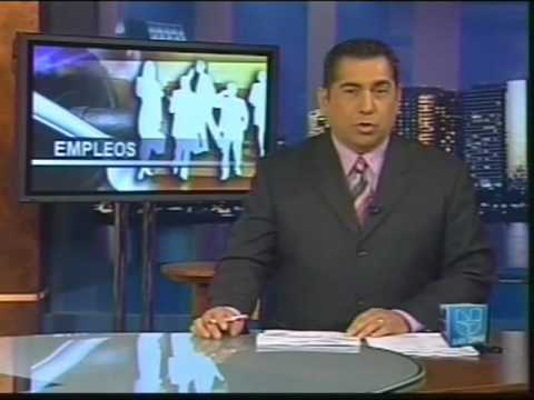 Univision News Coverage of the proposed Local Jobs Ordinance, 2010