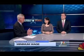 Politically Speaking Minimum Wage NBC 7 San Diego