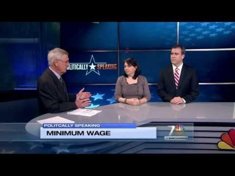 Politically Speaking Minimum Wage NBC 7 San Diego