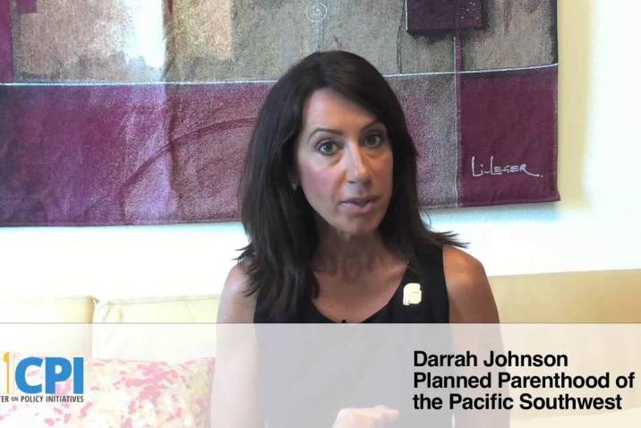 Darrah Johnson Spotlight on Justice Awards: Courage in Action- Planned Parenthood of the Pacific Southwest