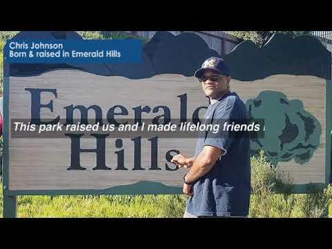 Renovate Emerald Hills Park