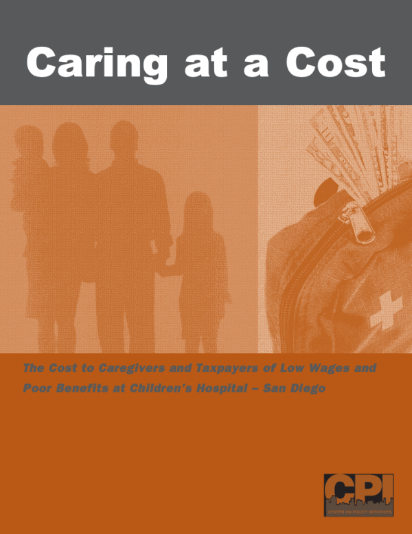 Caring at a Cost (2005)