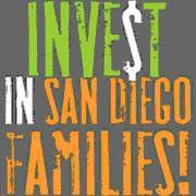 Invest in San Diego Families Coalition Logo