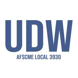 UDW logo
