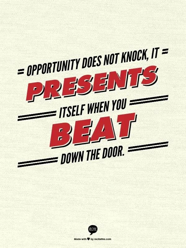 Recite Quote