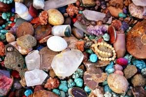 Not only diamonds: cristalloterapia per professioniste