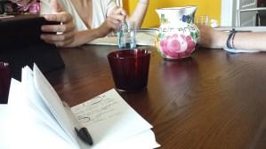 A tavola con lo staff. Trasformare la cucina in sala riunioni