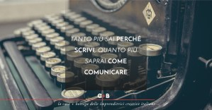 Trova la tua blogging voice