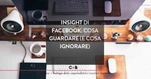 Gli Insights delle Pagine Facebook, spiegati facili