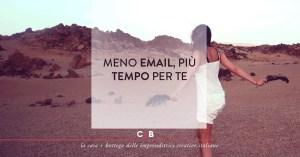 Come prendersi cura della casella di posta elettronica