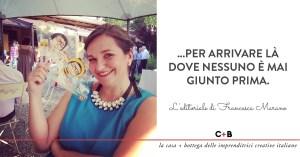 Editoriale Francesca Marano