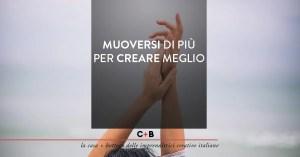Movimento e creatività
