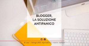 Presenza online: parti da Blogger, sì, hai letto bene!