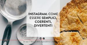 Instagram: 4 account da seguire e 4 cose da imparare