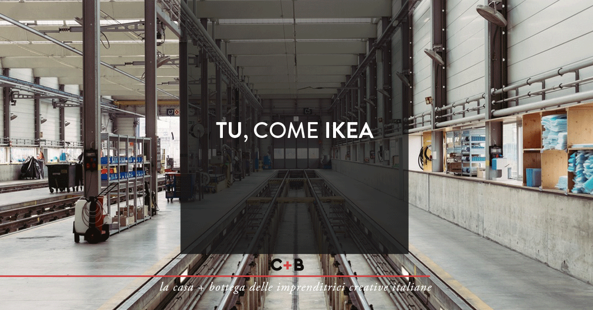 Ikea La Strategia Commerciale E Di Marketing Cb