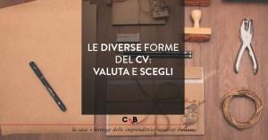 Il Curriculum Vitae della freelance: europass o glitterato?