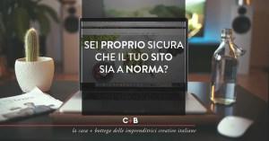 Il sito internet professionale: i dati obbligatori