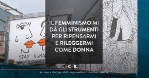 L'angolo del freelance femminista. Intervista a Mariachiara Montera