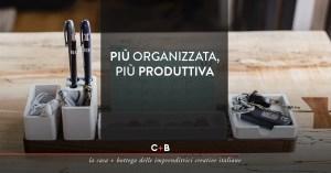 Più organizzata, più produttiva